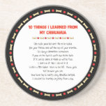 Funny Things I Learned From My Chihuahua Coaster