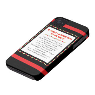 Funny Things I Learned From My Malamute iPhone 4 Case