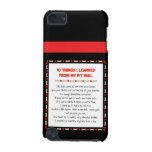 Funny Things I Learned From My Pit Bull iPod Touch (5th Generation) Case