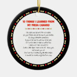 Funny Things I Learned From My Presa Canario Christmas Ornaments