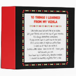 Funny Things I Learned From My Vizsla Binder
