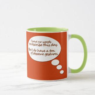 Funny Thought Mug