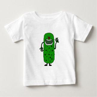 Funny Tickle Monster Cartoon Infant T-shirt