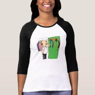 Funny Ties Cartoon T-Shirt
