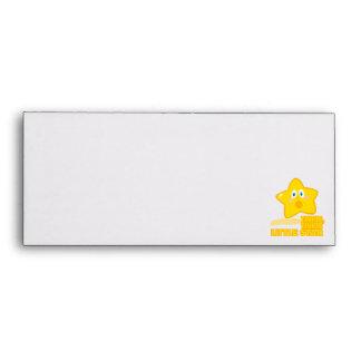 funny tinkle tinkle little star envelopes