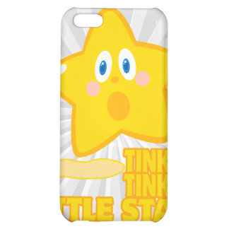 funny tinkle tinkle little star iPhone 5C cases