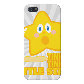 funny tinkle tinkle little star cover for iPhone 5