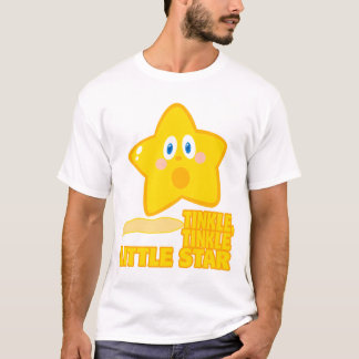funny tinkle tinkle little star T-Shirt