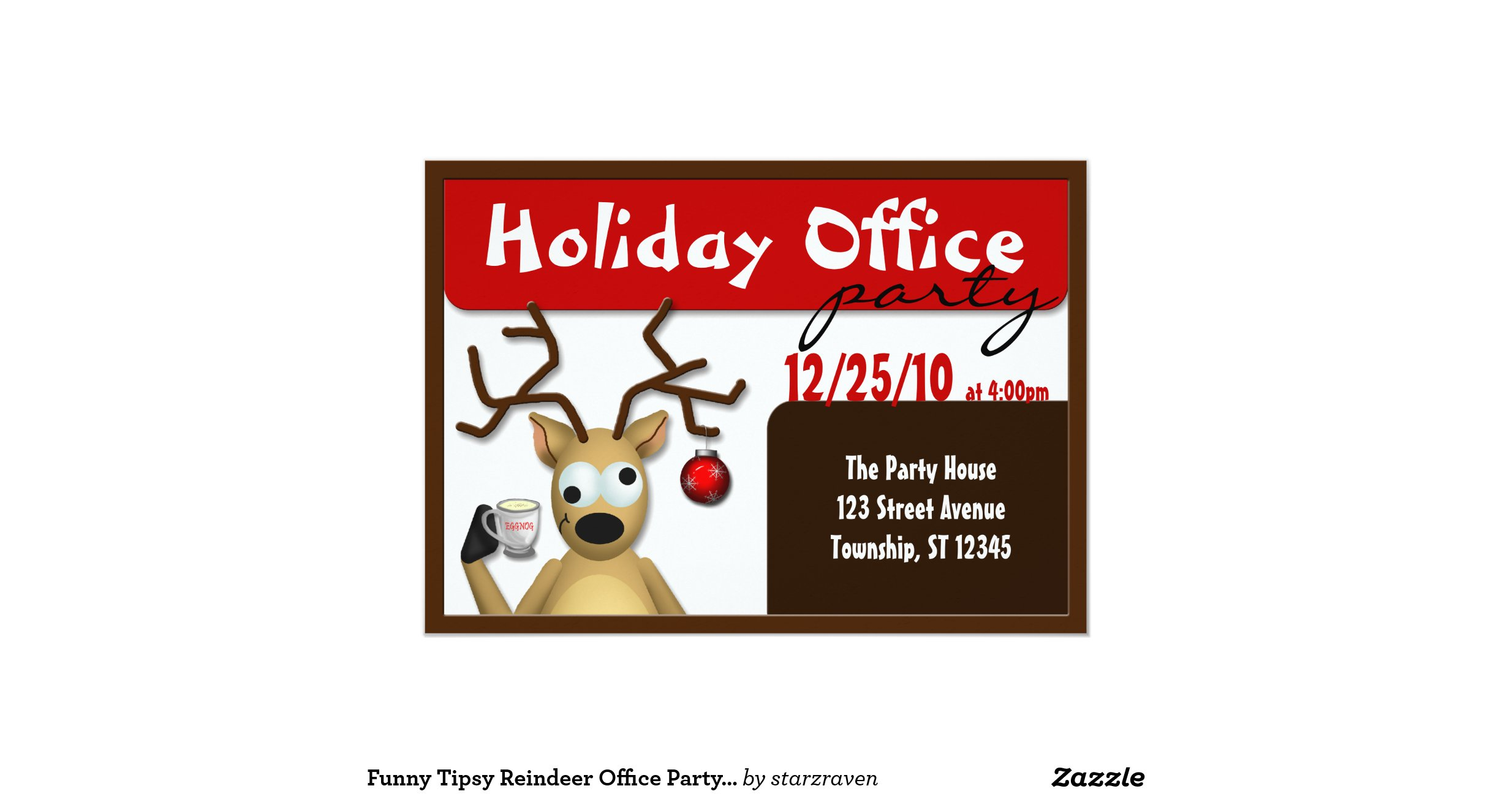 rlv.zcache.com/funny_tipsy_reindeer_office_party_i...