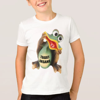 Funny Toadally Insane T-shirts Gifts