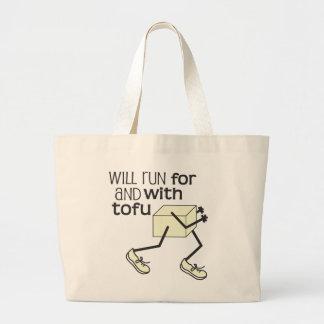 Funny TOFU Runner Bag