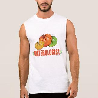 Funny Tomatoes Sleeveless Shirt