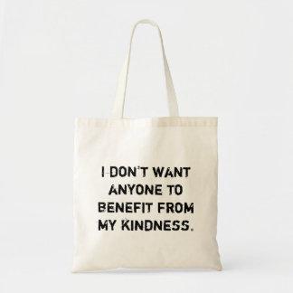 Funny tote bag.