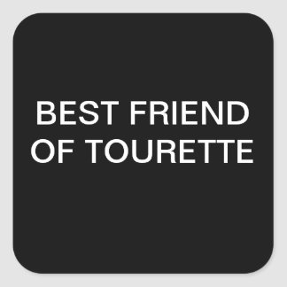 FUNNY TOURETTE SYNDROME STICKERS