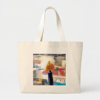 Funny Toy Large Tote Bag