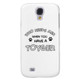 Funny toyger designs samsung s4 case