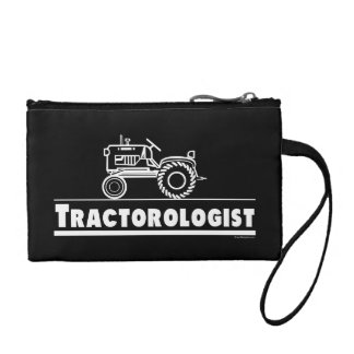 Funny Tractor Coin Purse