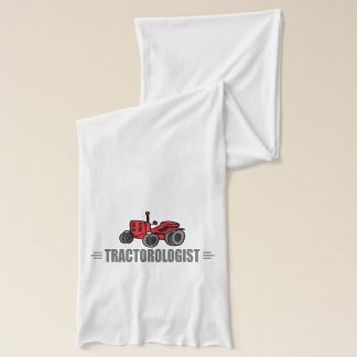Funny Tractor Scarf