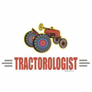 Funny Tractor Statuette