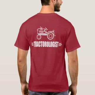 Funny Tractor Tractorologist Humorous T-Shirt