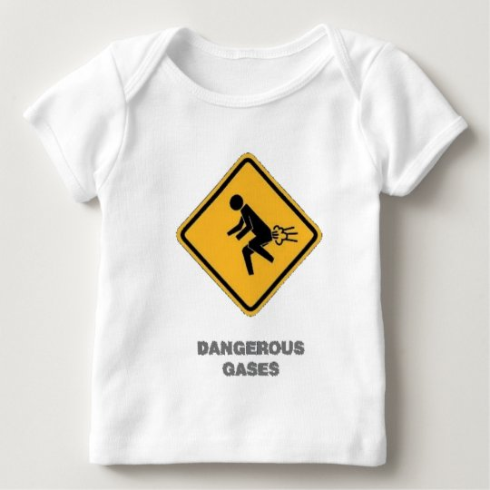 funny traffic sign baby T-Shirt