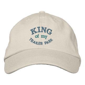 Funny Trailer Park / Camper Embroidered Hat