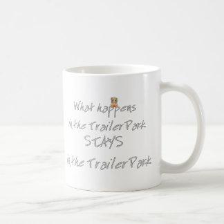 Funny Trailer Park Shirt Coffee Mug