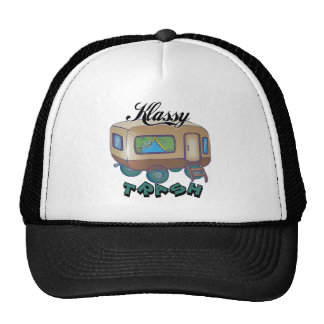 Funny Trailer Park Shirts and Gifts Trucker Hat