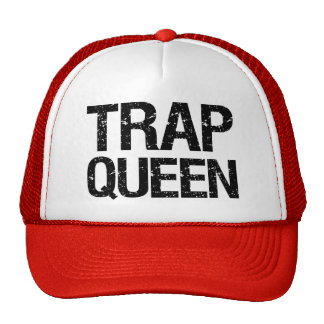 Funny Trap Queen hat