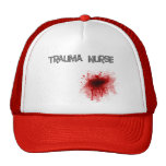 Funny Trauma Nurse T-shirts and Gifts Hat
