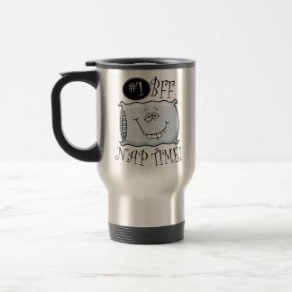 Funny Travel Mug, #1 BFF Travel Mug