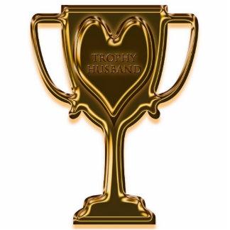 Funny Trophy Husband Statuette