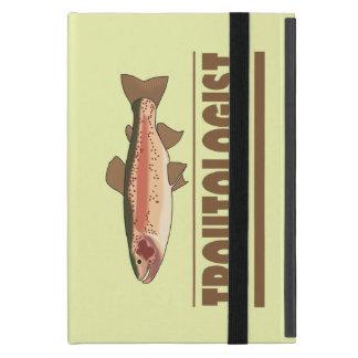 Funny Trout Fishing Case For iPad Mini