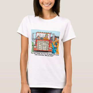 FUNNY TRUCK DRIVER'S GIFTS T-Shirt