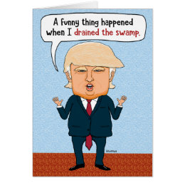 Trump Drain The Swamp Gifts On Zazzle