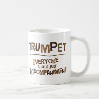 Funny Trumpet Gift Mug