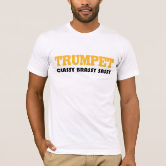 Funny Trumpet Humor T-shirt