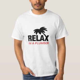 f04fe185 Funny tshirt for plumbers with humorous quote
