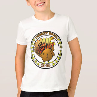 Funny Turkey Bowl 2009 - T-Shirt