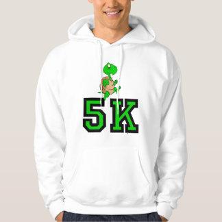 Funny turtle 5K Hoodie