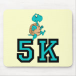 Funny turtle 5K Mouse Pad
