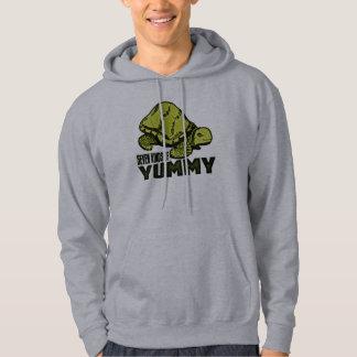 Funny Turtle Eater Hoodie