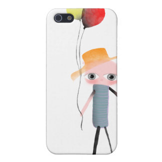 Funny Twins Birthday Case For iPhone SE/5/5s