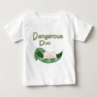 Funny Twins Infant T-shirt
