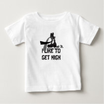 Funny Type 1 Diabetes Wareness T1D Funny Gift Baby T-Shirt