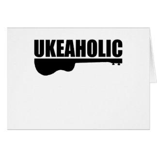 Funny Ukulele Card