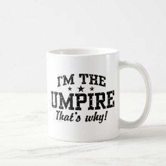 Funny Umpire Coffee Mug