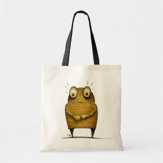 Funny Undroid Droid Tote Bag
