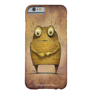 Funny Undroid Robot Barely There iPhone 6 Case
