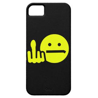 Funny Unhappy Smiley Face Phone Case